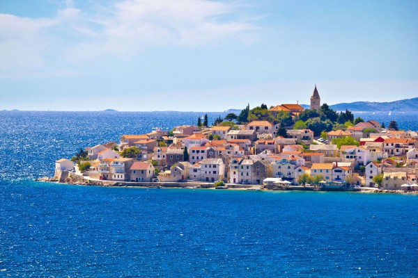 Sailing regions of Croatia